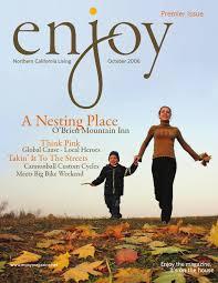 spirit halloween redding ca enjoy magazine northern california living premier issue by