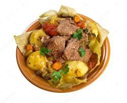 cuisine basma basma stew stock photo fanfon 35536105