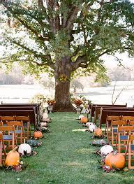 outdoor fall wedding ideas 25 reasons to an outdoor fall wedding bridalguide