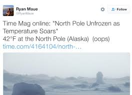 North Pole Alaska Map by Time Com Writer Cites Temperature At North Pole Alaska As From