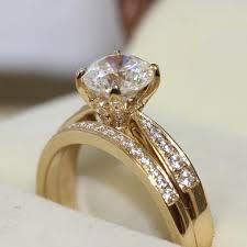14k gold wedding ring sets 14k fg ring price comparison buy cheapest 14k fg ring on dhgate