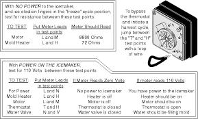 sa8868 ice maker wiring diagram sa8868 wiring diagrams