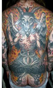baphomet u2014 tim lehi u2014 tattoo artist u0026 designer