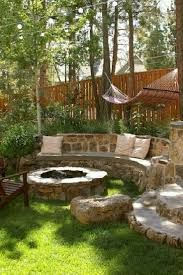 Backyard Trees Landscaping Ideas by 355 Best Backyard Design Ideas Images On Pinterest Landscaping