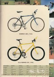 peugeot bike logo peugeot 1995 nederland brochure