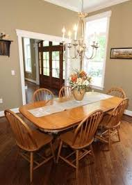 dining room table decor and the whole gorgeous dining we cant wait to fall into fall dining rooms by kloter farms