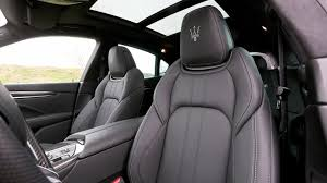 suv maserati interior maserati levante diesel 2016 review by car magazine