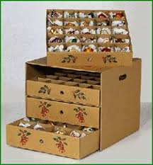 Christmas Ornament Storage Drawers by Lyon 3 Drawer Ornament Chest 30 95 54 57 Storage Pinterest