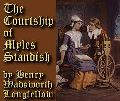the courtship of standish from family