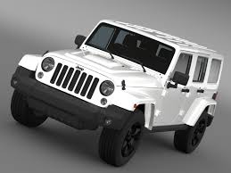 jeep wrangler black jeep wrangler black edition 2 2015 3d model vehicles 3d models