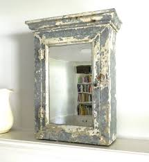 Distressed Wall Cabinet Medicine Cabinet Shabby Chic Medicine Cabinet Etsy Online Face