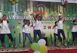 diwali celebration nava bharath national school