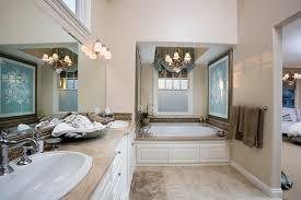 Bridge Faucet Bathroom by Tubs For Two Bathroom Beach With Beige Countertops Bridge Faucet
