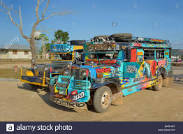 philippines jeepney vector colorful traditional bus jeepney in philippines stock photo