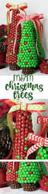 this cute christmas craft is super easy these m u0026m christmas