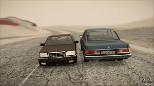 mercedes s600 amg mercedes s600 amg for gta san andreas