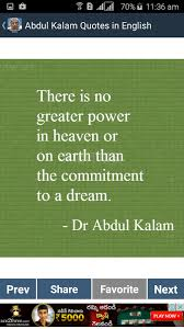 abdul kalam quotes in android apps on play