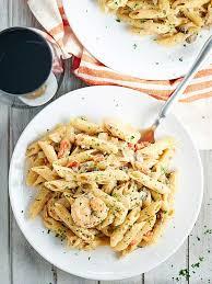 Dinner Ideas With Shrimp And Pasta Easy Shrimp Alfredo An Easy Recipe For Shrimp Pasta