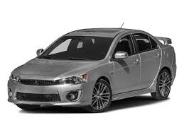 2016 mitsubishi lancer price trims options specs photos
