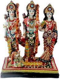 buy ram darbar marble idols statues for home décor online at low