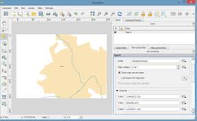 qgis layout mode open source qgis 2 18 guide and review gis geography
