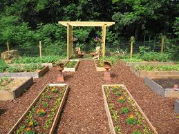 designing a raised bed herb garden margarite gardens
