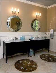 Round Bathroom Mirror With Shelf by The Best Recommendation Of Round Bathroom Mirrors Nytexas