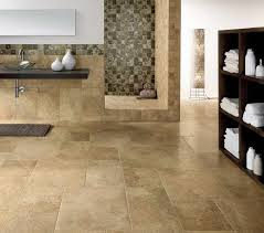 Tile Flooring Ideas For Bathroom Cool Bathroom Floor Tile To Improve Simple Home Midcityeast