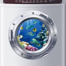 popular fish decals for kids rooms buy cheap fish decals for kids 3d ocean view fish window wall sticker nursery bathroom decals sea portal peel stick sea cruise