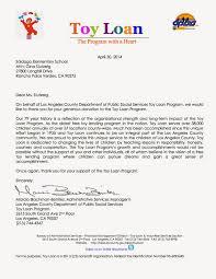 volunteer thank you letter