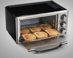 Large Toaster Oven Covers Amazon Com Hamilton Beach 31512 Convection 6 Slice Toaster Oven