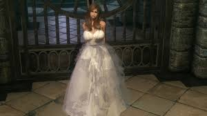 wedding dress skyrim what mod is this non skyrim edition page 234 skyrim