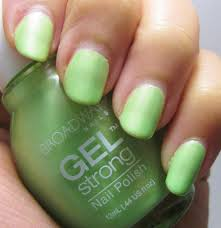 the super secret nail blog broadway nails gel strong review