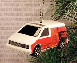washington dc ford aerostar minivan van white orange christmas