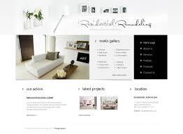 website template 44851 remodel remodeling design custom website