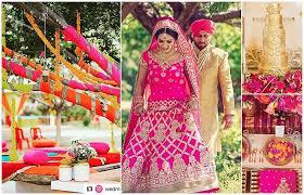pink colour combination dresses wedding color combinations ideas