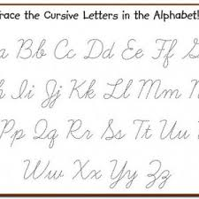 3rd grade cursive practice download page u2013 best education for our