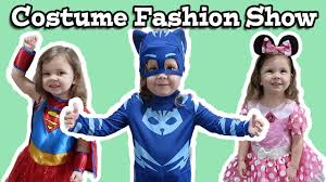 frozen family halloween costumes paw patrol peppa pig frozen elsa pj masks costume fashion show