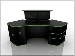 white desk under 100 desk black glass office l shaped under 100 white within designs 7