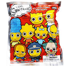 blind bags toys the simpsons blind bags figure keychain kids toys radar toys