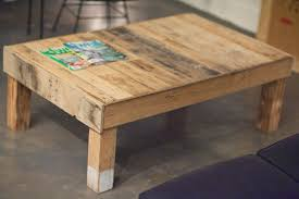 wood pallet coffee table plans coffee addicts