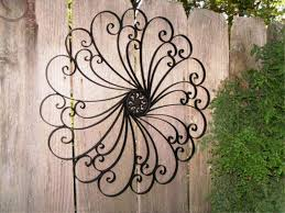 The Best Material Wrought Iron Wall Decor — Joanne Russo