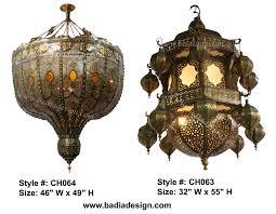 moroccan indoor lighting moroccan furniture los angeles