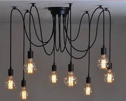Diy Antler Chandelier Aliexpress Com Buy Modern Net Retro Classic Chandelier 8 E27