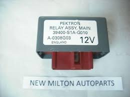 nissan almera fuel pump honda accord mk6 fuel pump relay pektron 39400 s1a g010