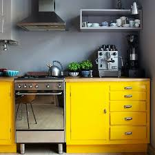 best meuble de cuisine jaune contemporary design trends 2017