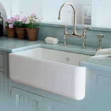 Old Kitchen Sink With Drainboard by Drop In Farmhouse Kitchen Sink Foter