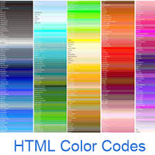 mustard color code html color codes and names
