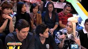 what james reid u0027s brother thinks of nadine video dailymotion