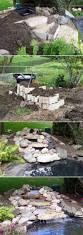 ideas about pond waterfall ponds backyard newest stepping stone